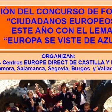Europe direct segovia 2015 noviembre 01 for Oficina de empleo de segovia