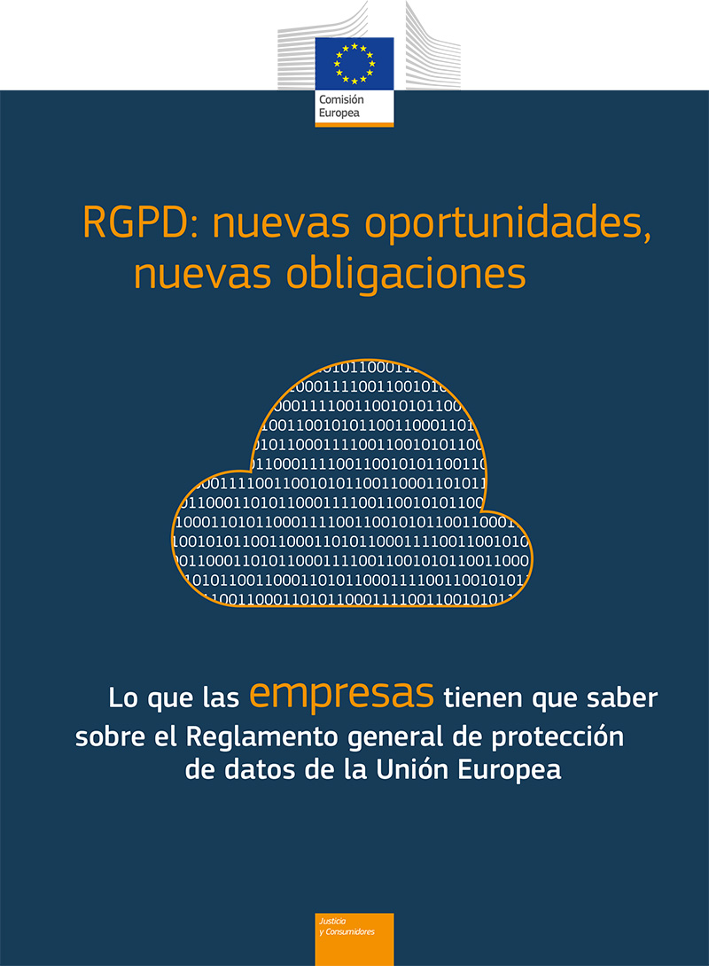 The GDPR: new opportuities, new obligations — What every busin