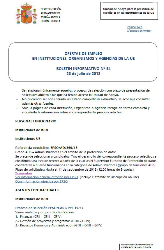 europedirect-vacantes-empleo