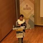 Clara Luquero, Ilma Alcaldesa del Ayuntamiento de Segovia